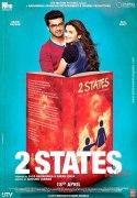 Постер фильма 2 Штата (2 States)