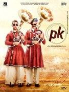 Постер к фильму PK