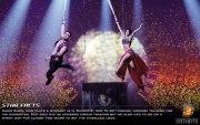 Катрина Каиф и Аамир Кхан в цирке