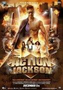 Боевик Джексон (Action Jackson) постер