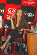 Джия Хан (Jiah Khan) на пресс-конференции