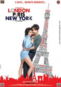 Лондон, Париж, Нью-Йорк