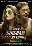 Постер к фильму Лев 2 (Singham Returns)