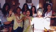 Рассерженные индийские богини