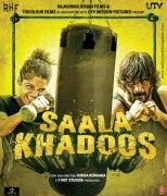 Особо упрямый (Saala Khadoos) Постер