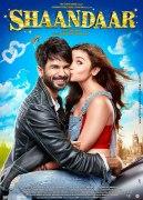 Великолепный (Shaandaar) Постер